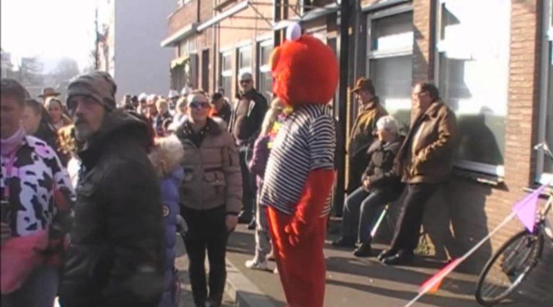 Carnavals optocht 2015 Arnhem – Elmo editie