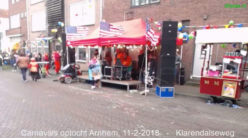 Carnavals optocht 2018 Arnhem